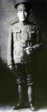 George Todd WW 1