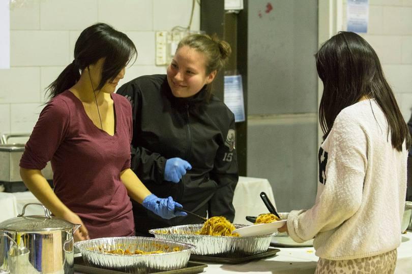 Nak'azdli Youth Spaghetti Fundraiser