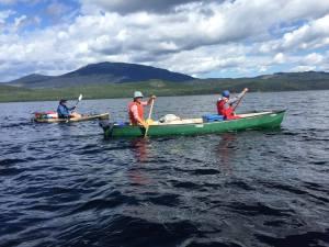 Annual Canoe Trip
