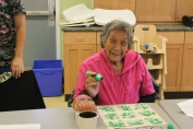 Elder Society Luncheon and Bingo