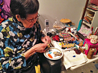 Elder: Mildred Martin Beadwork