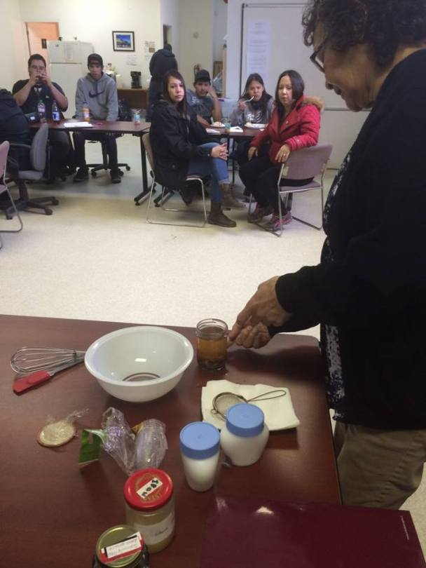 Weaving Our Way Traditional Knowledge