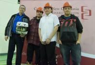 Construction Craft Worker Graduation