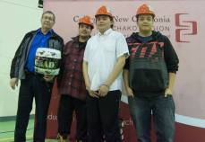 Construction Craft Worker Graduation