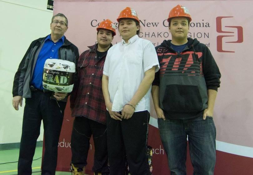 Construction Craft Worker Graduation2