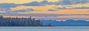View of Stuart Lake