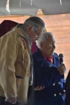 Opening Prayer with Elder Betsy Leon