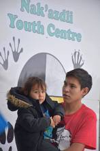 Youth Centre Grand Opening
