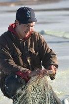 Ice Fishing with Ryan Quewezance