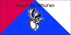 Kwun Bahut'en Clan Flag
